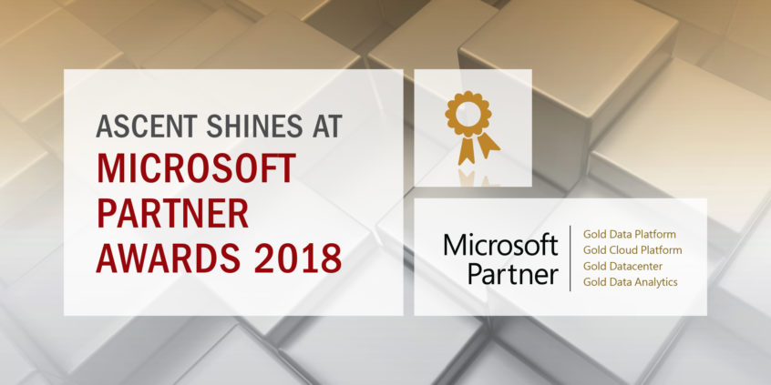Microsoft Partner Awards 2018