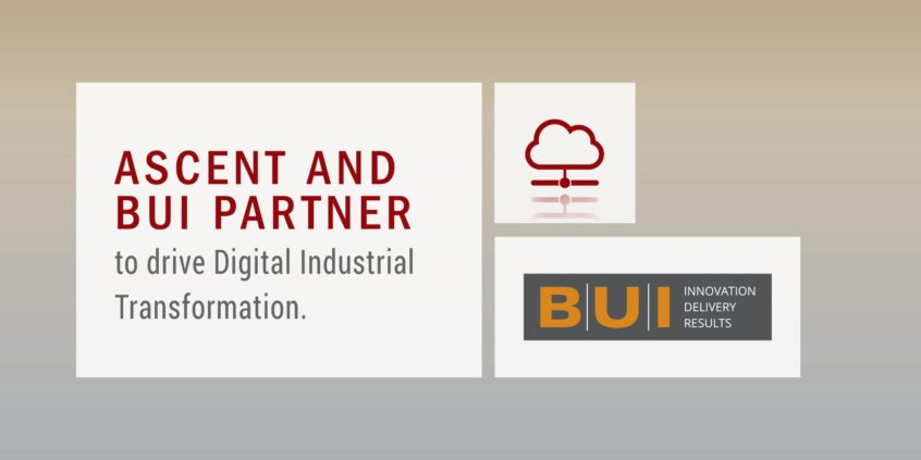 Ascent Technology and BUI partner