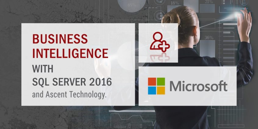 Business intelligence with SQL Server 2016