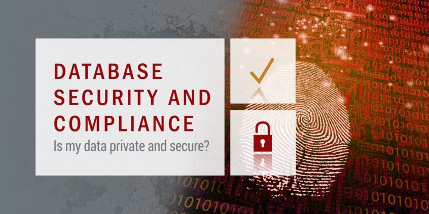 Database Security and Compliance