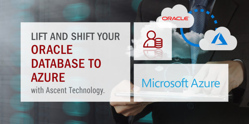 Lift and Shift your Oracle Database to Azure