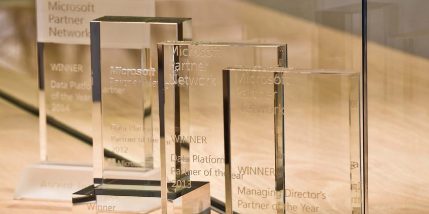 Microsoft Partner of the Year Award 2015