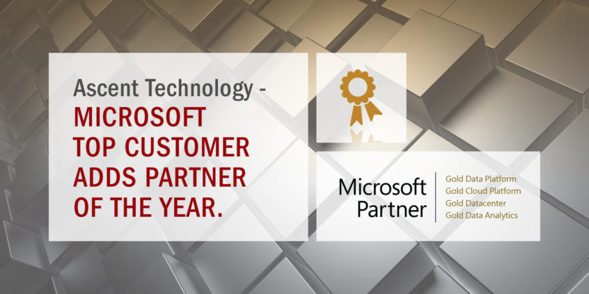 Microsoft Partner of the Year award 2019